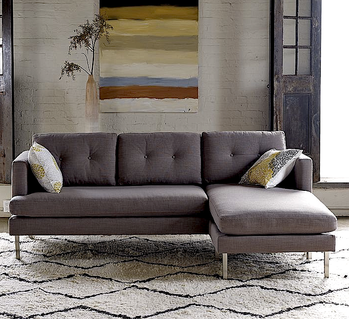 Review: West Elm Jackson Sectional Sofa